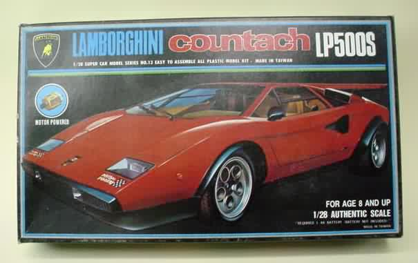 Miscellanous Car Amp Truck Vintage Oop Plastic Model Kits