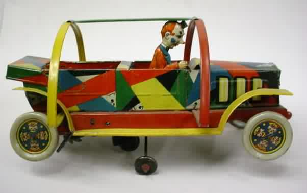 Antique Toy Cars For Sale From Gasoline Alley Antiques